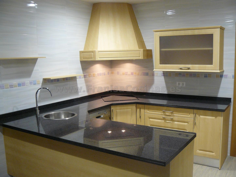 Muebles de cocina polilaminados franisa cocinas for Muebles cocina valladolid
