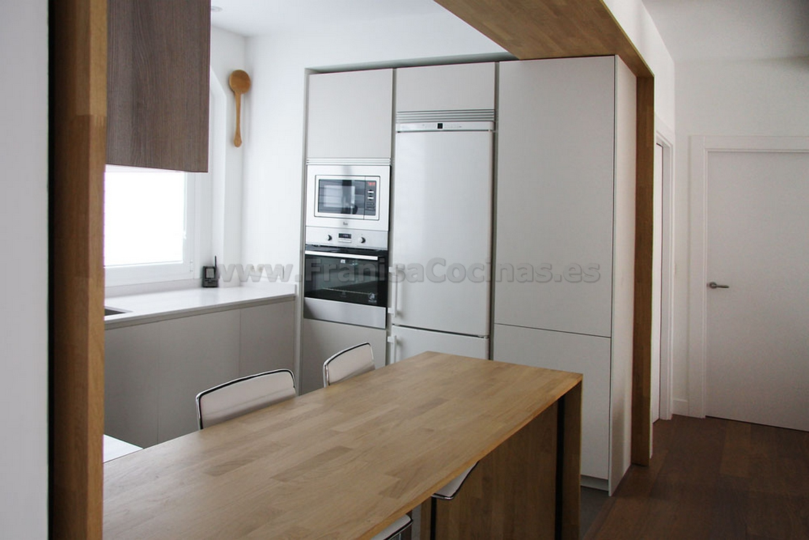 Muebles de cocina en valladolid franisa cocinas - Muebles cocina valladolid ...