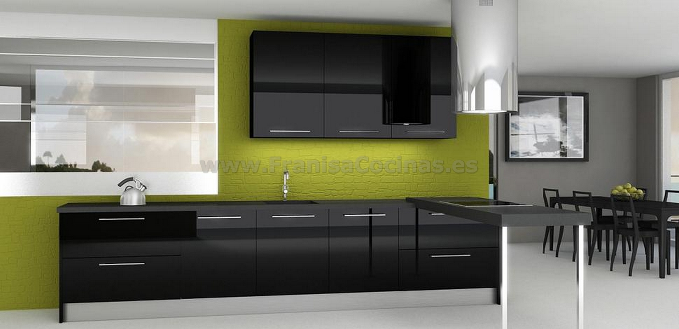 Muebles de cocina dise o 32 franisa cocinas for Enchapes de cocinas modernas