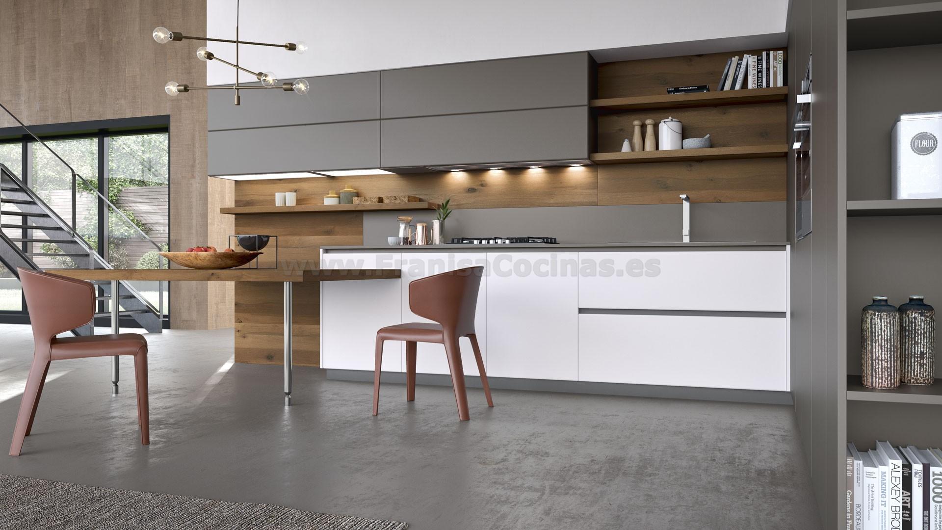 Franisa cocinas muebles de cocina muebles de ba o y for Muebles cocina valladolid