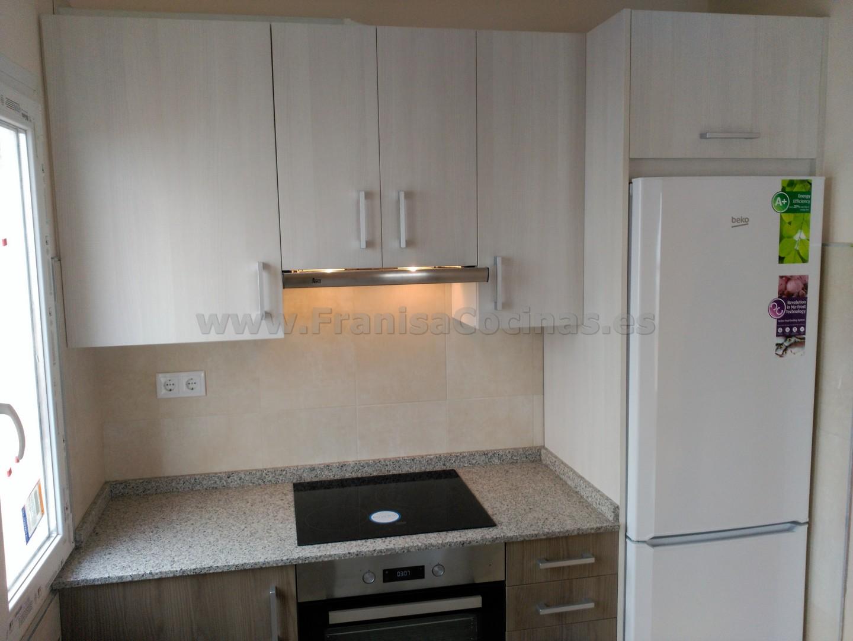 Muebles de cocina laminado – FRANISA Cocinas