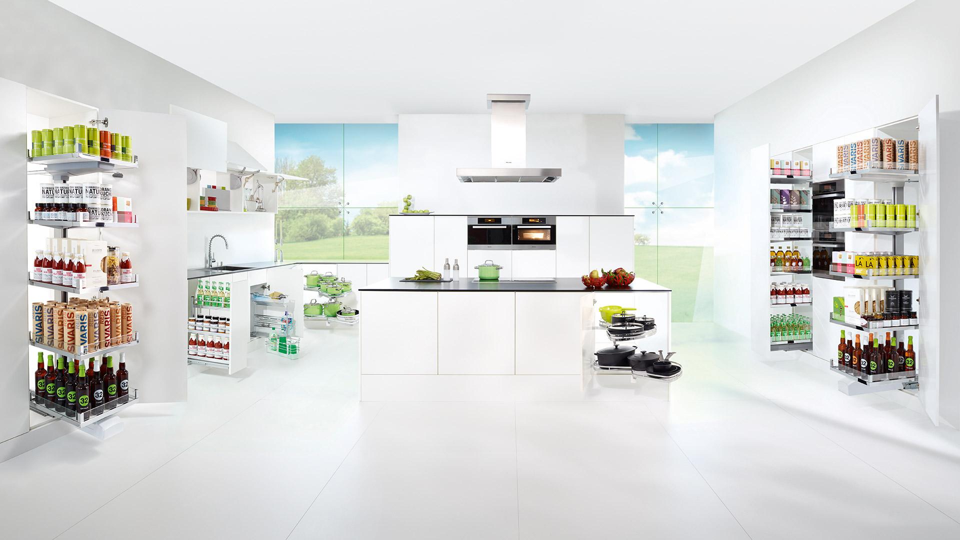 Herrajes de muebles de cocina – FRANISA Cocinas